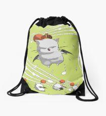 King Mog Drawstring Bag