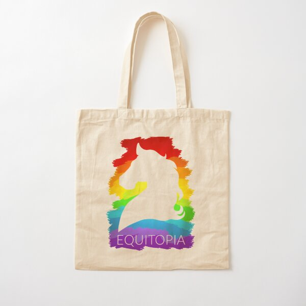 Equitopia #Pride Cotton Tote Bag