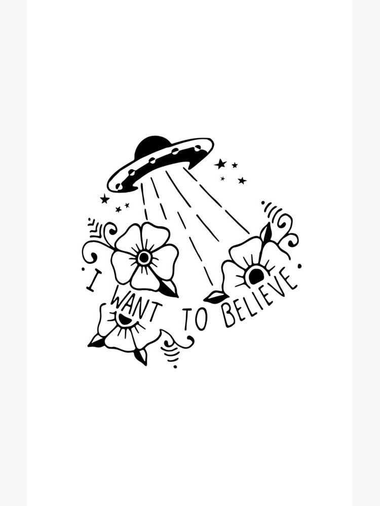 I Want To Believe  by RebekahLynne