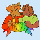 Pride by differentjasper