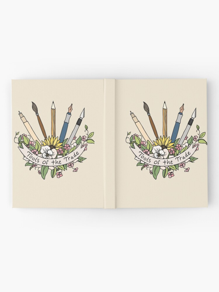 Alternate view of Tools of the Trade Hardcover Journal