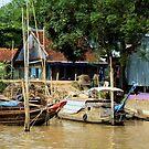 Mekong Parking lot. by Jordan Miscamble