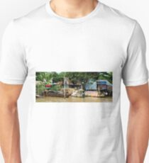 Mekong Parking lot. T-Shirt