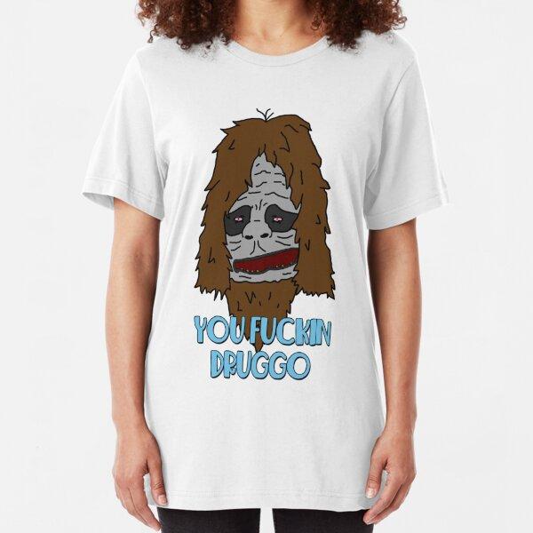 sassy Slim Fit T-Shirt