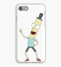 Mr. Poopybutthole iPhone Case/Skin