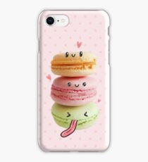Funny Macarons iPhone Case/Skin