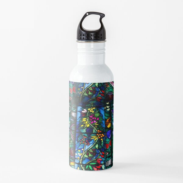 stained glass Water Bottle