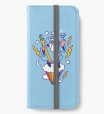 Wizard In The Sky iPhone Wallet/Case/Skin