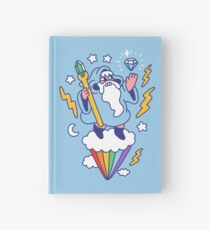 Wizard In The Sky Hardcover Journal