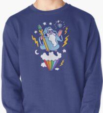 Wizard In The Sky Pullover Sweatshirt
