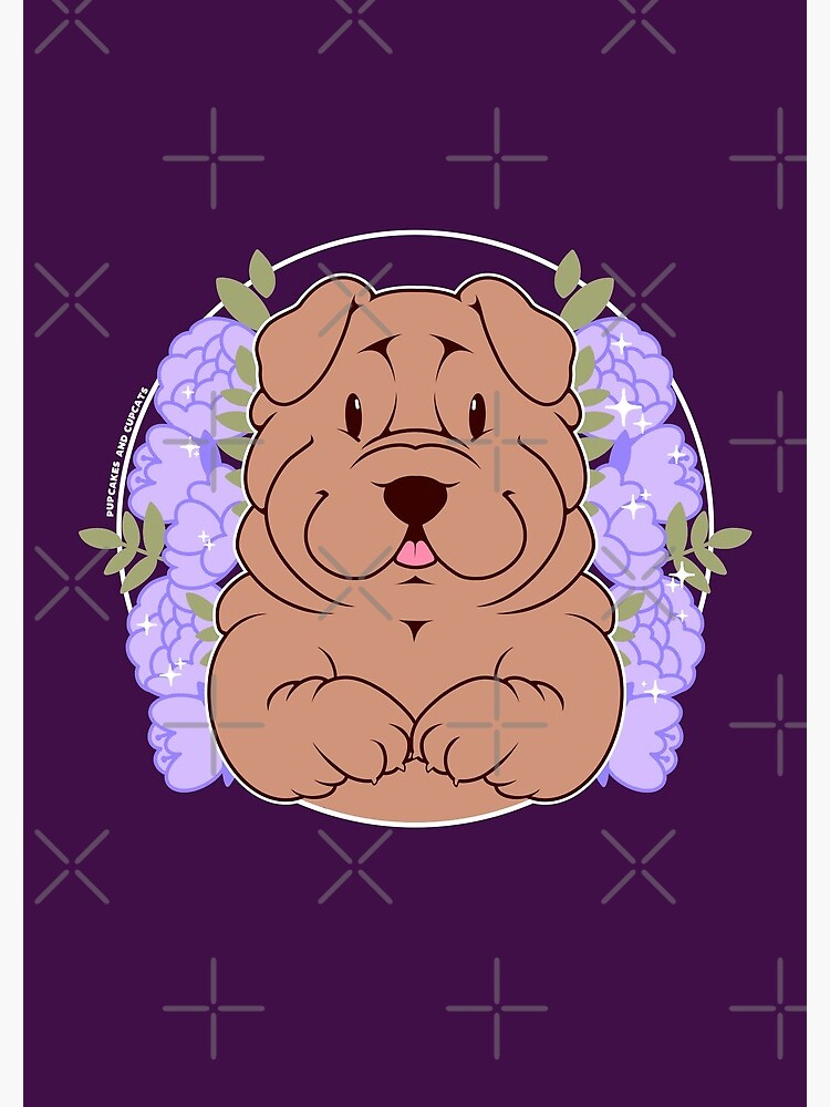 Furrow the Shar Pei by PupcakesCupcats