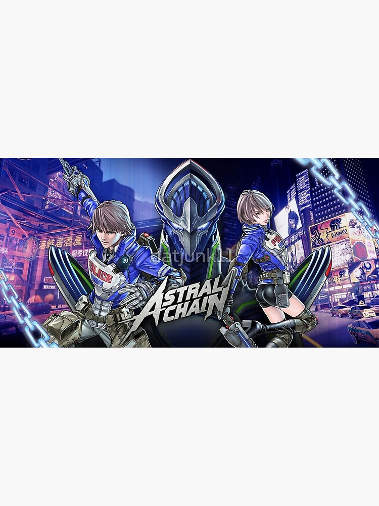 Astral Chain by datjunk11