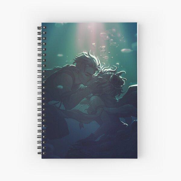 fjorester - the same air Spiral Notebook