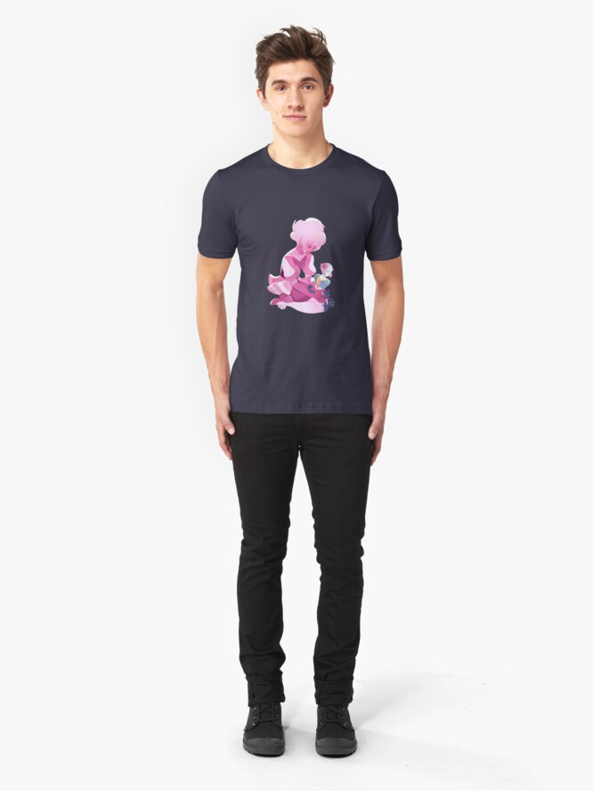 Alternate view of My World Slim Fit T-Shirt