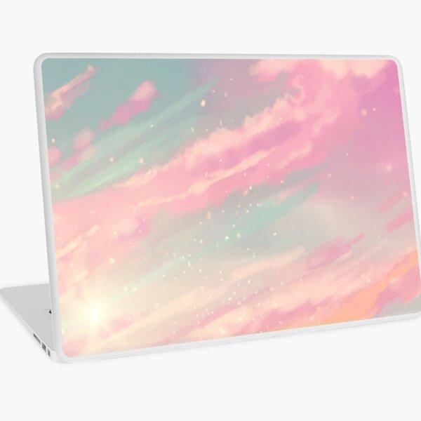 Dreamy Clouds Laptop Skin