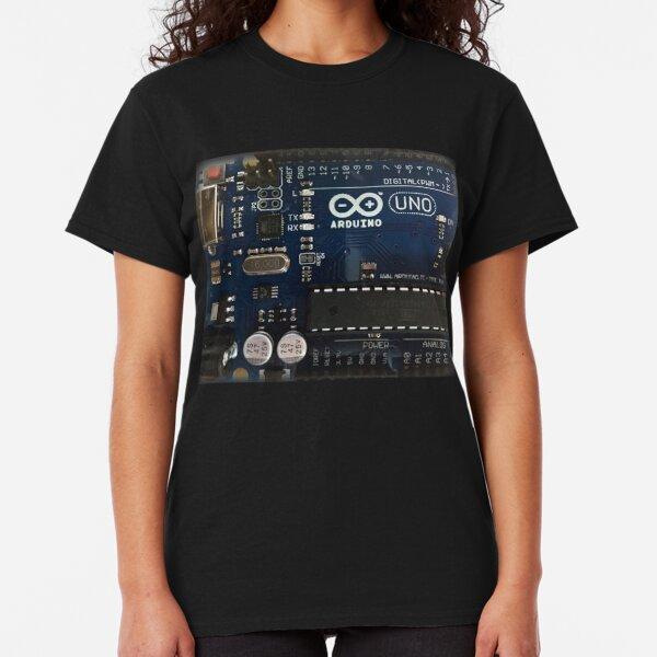 Get Your Arduino Geek On! Classic T-Shirt