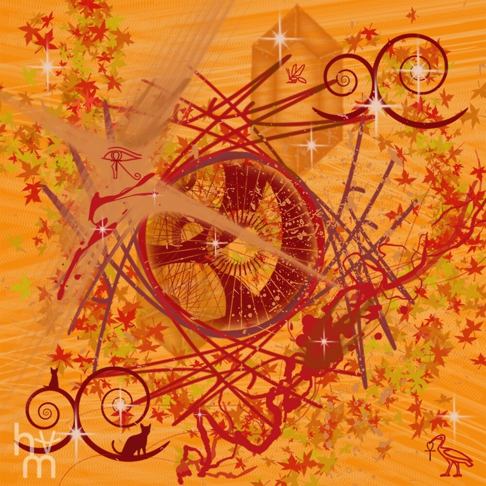 Orange Wonder by helenamarais-me