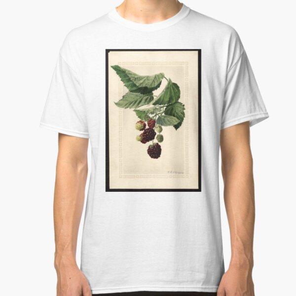 Vintage Brambles Print Classic T-Shirt