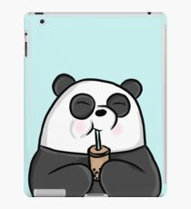 Happy Panda iPad Case/Skin