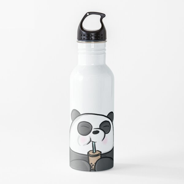 Happy Panda Water Bottle