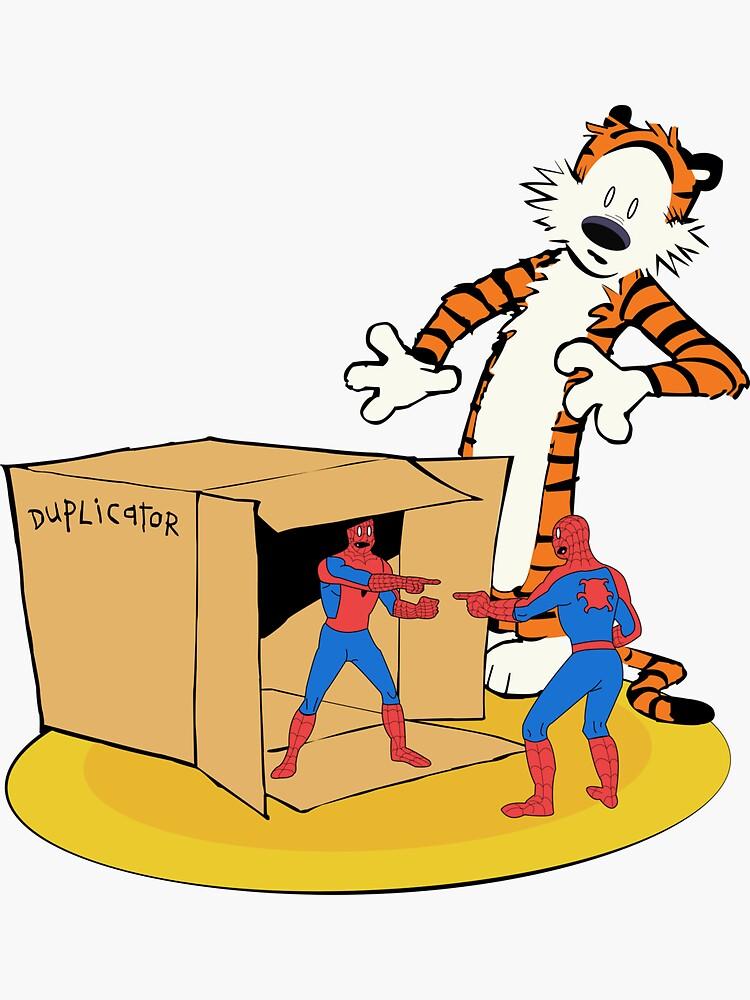 Duplicator and Hobbes by BenMRosen