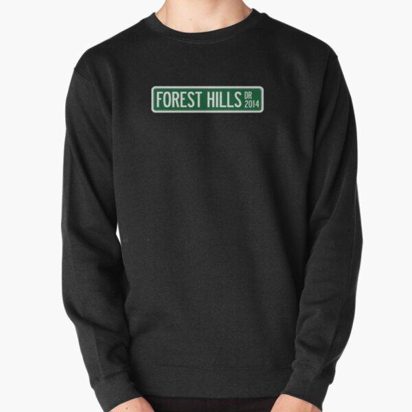 J. Cole - 2014 Forest Hills Drive Dr V2 Pullover Sweatshirt