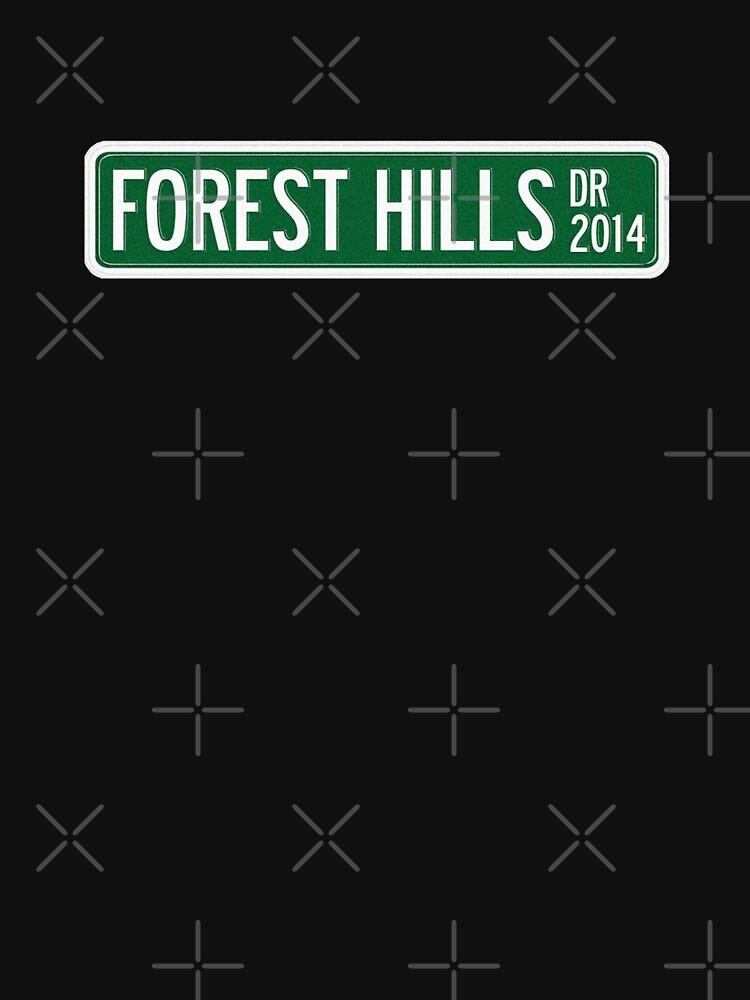 J. Cole - 2014 Forest Hills Drive Dr V2 by regalthreads