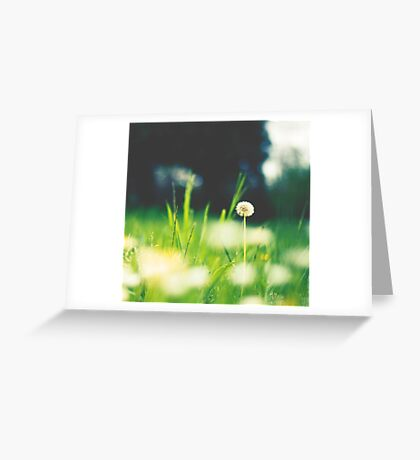 just one Greeting Card