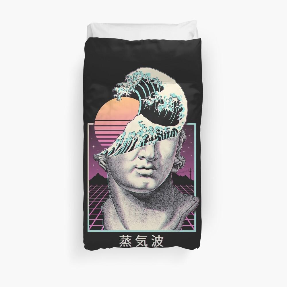 Great Vaporwave Duvet Cover