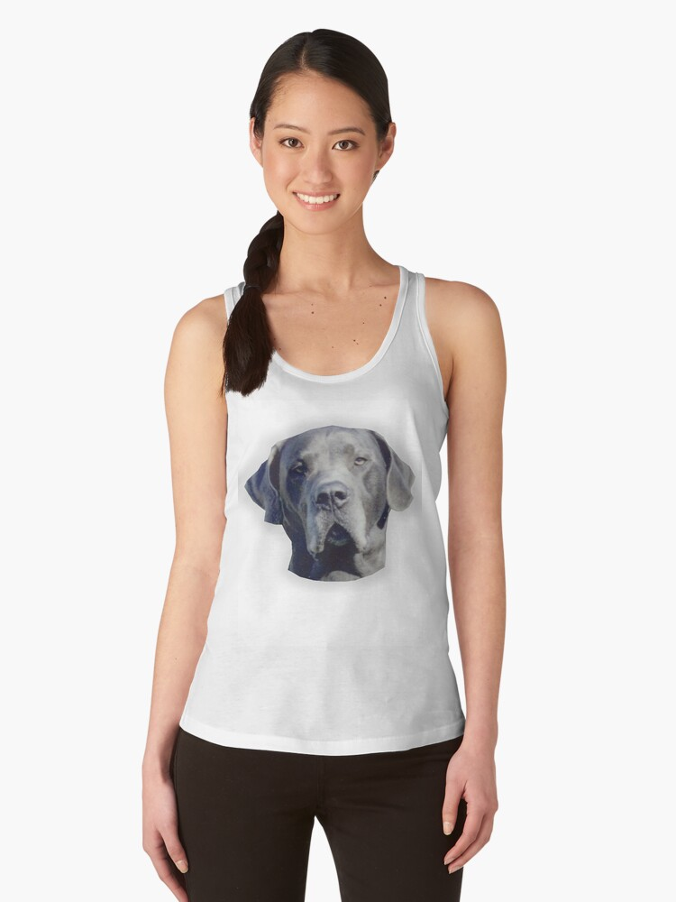 Blue max Women's Tank Top Front
