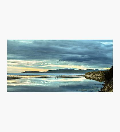 Reflections of Marion Bay Photographic Print