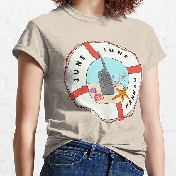 June June Hannah Classic T-Shirt