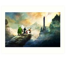 Armello - Adventure Art Print