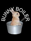 Bunny boiler by scarlet monahan