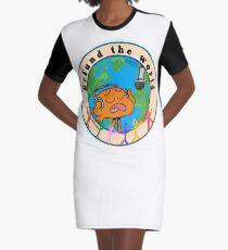 Refund the World - The Amazing World of Gumball Graphic T-Shirt Dress