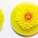 Yellow Duo by Rebecca Cozart