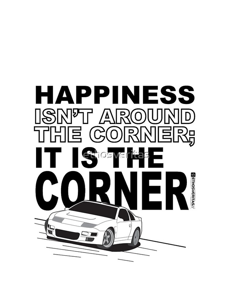 Happiness is the Corner by ethosveritas