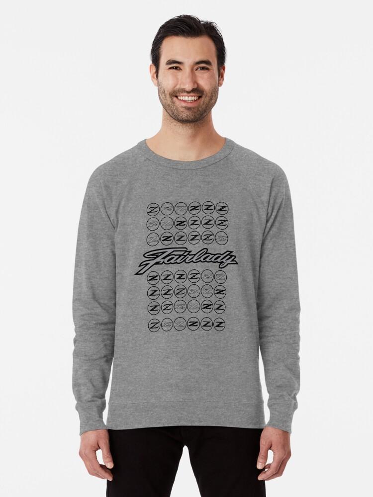 Alternate view of Fairlady Z's Lightweight Sweatshirt