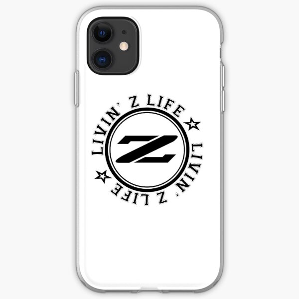Livin Z Life iPhone Soft Case