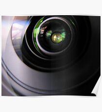 lens to lens Poster