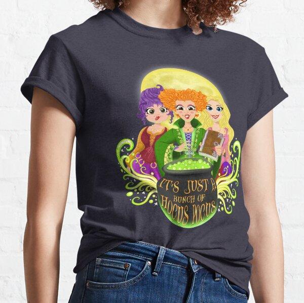 Hocus Pocus The Sanderson Sisters Classic T-Shirt