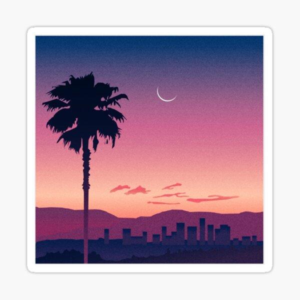 Dusk Til Dawn Sticker