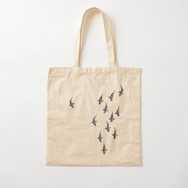 Sharks  Cotton Tote Bag