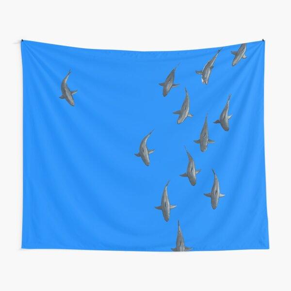 Sharks  Tapestry