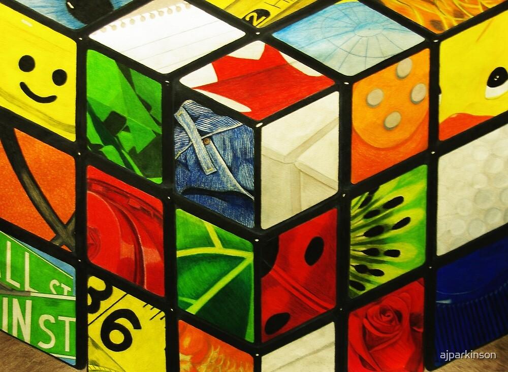 Rubik's Cube by ajparkinson