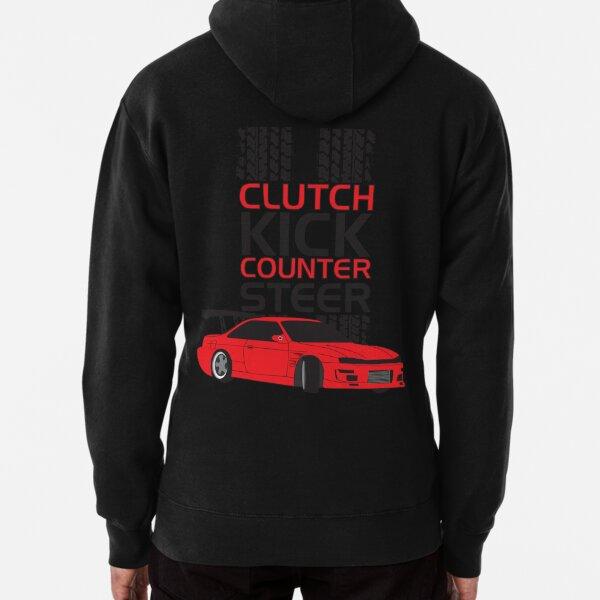 Clutch Kick Drift Pullover Hoodie