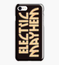 Electric Mayhem iPhone Case/Skin