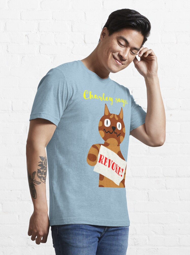 Alternate view of NDVH Revoke! Essential T-Shirt