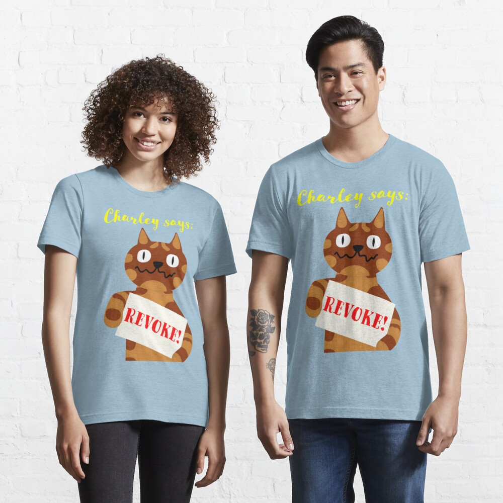 NDVH Revoke! Essential T-Shirt