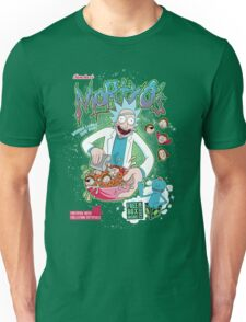 Mortyo's Spacey Cereals Unisex T-Shirt
